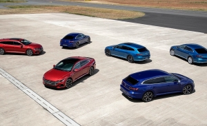 Volkswagen Arteon 2021, así es la gama y equipamiento de la renovada berlina