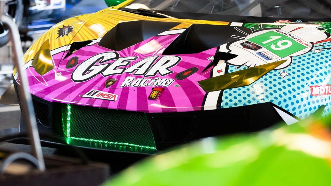 GEAR Racing salta a la clase LMGTE-Pro de las 24 Horas de Le Mans 2020