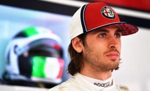Giovinazzi, al acecho de Sainz: «No era el momento de saltar a Ferrari»