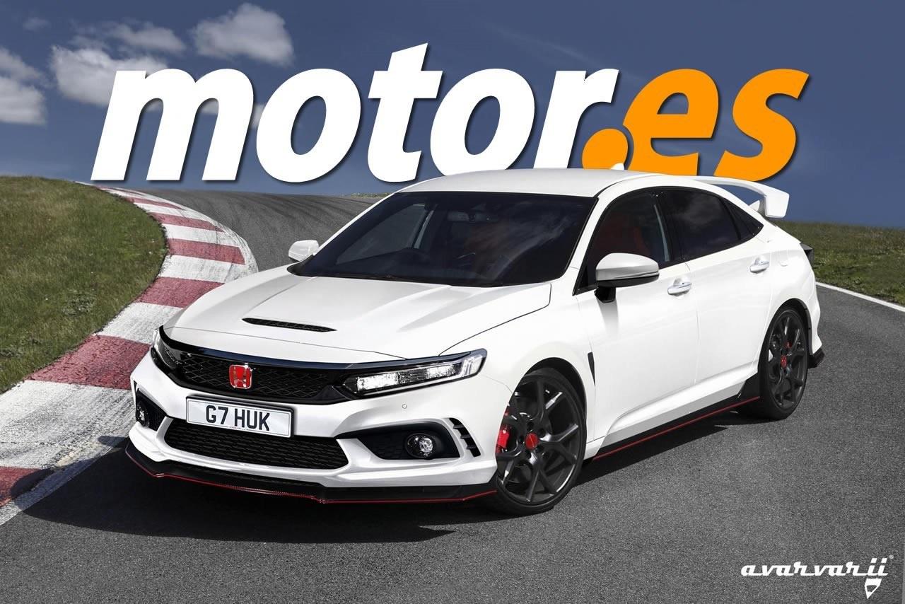 Honda Civic Type R 2022, ¿qué esperar de la nueva generación? Adelantamos su diseño