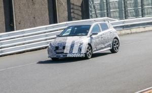 El nuevo Hyundai i20 N 2021 vuela en el asfalto de Nürburgring