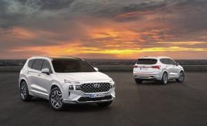 El renovado Hyundai Santa Fe 2021 ya ha sido desvelado