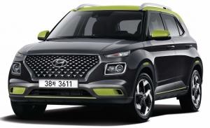 El nuevo Hyundai Venue Flux se estrena en Corea