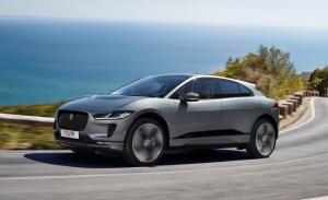 Jaguar I-PACE 2021, el crossover eléctrico ahora con carga rápida