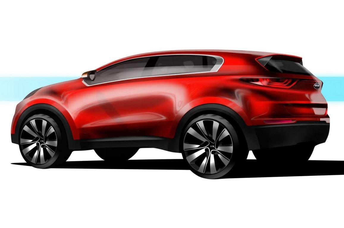 KIA lanzará 11 modelos eléctricos hasta 2026, incluidos los nuevos e-Ceed y e-Sportage