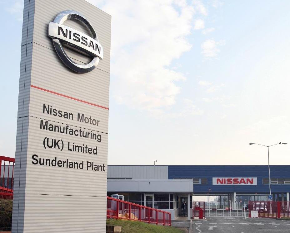 """La fábrica de Nissan en el Reino Unido es """"insostenible"""" sin acuerdo UK-UE tras el """"Brexit"""""""