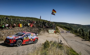 Las restricciones en eventos masivos hasta octubre 'atacan' al Rally de Alemania