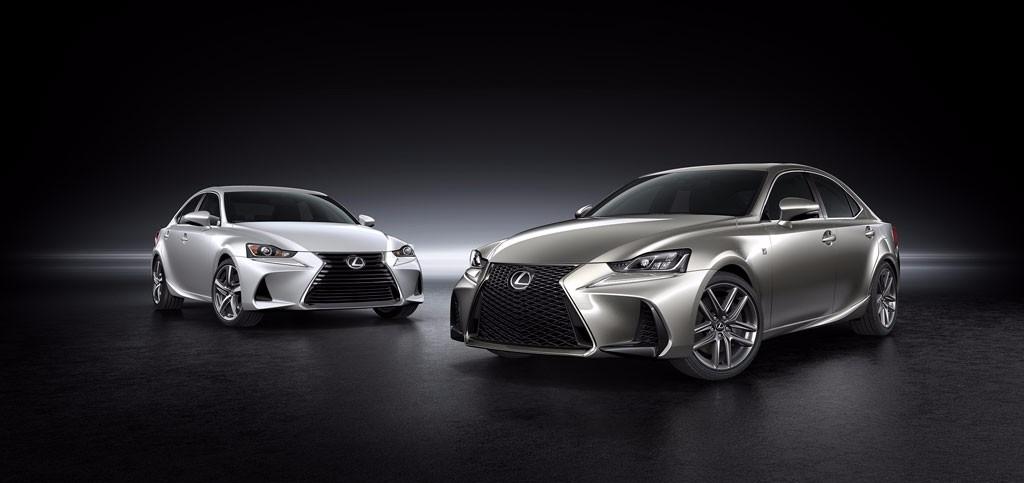 El nuevo Lexus IS 2021 sólo llegará a EEUU y Japón