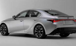 ¡Al descubierto! El nuevo Lexus IS 2021 filtrado por completo