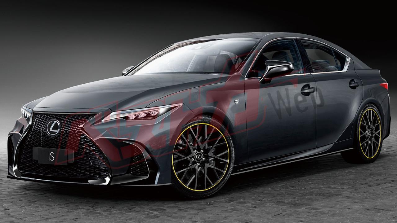 Lexus IS: retrasada la presentación de la nueva generación