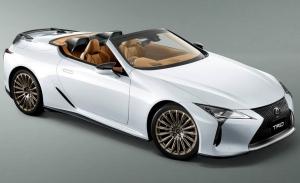 Los Lexus LC 500 más deportivos gracias a los nuevos kits de TRD