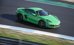 Llega la caja de cambios PDK a los Porsche 718 2021 de seis cilindros