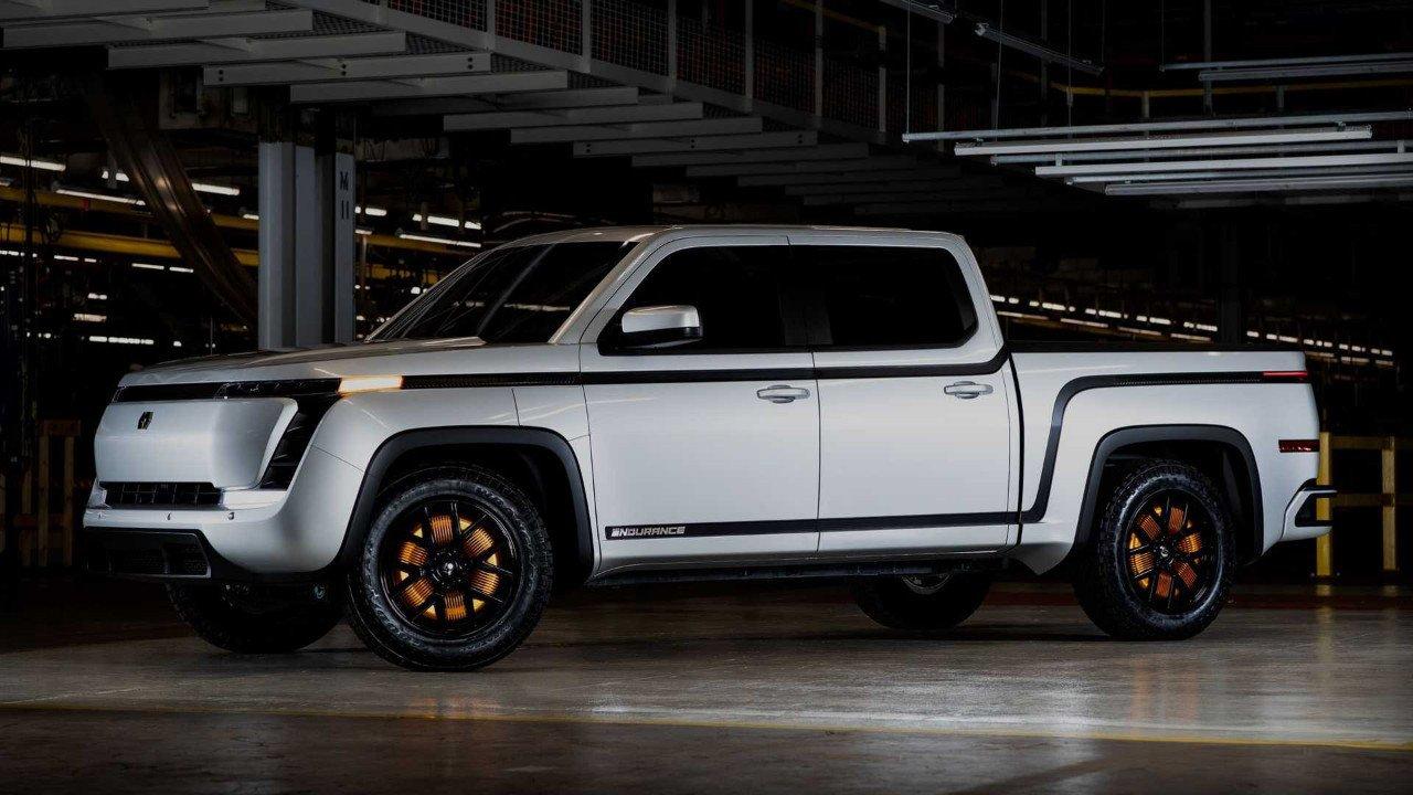 Lordstown Endurance: desvelado el nuevo pick-up eléctrico de 600 CV