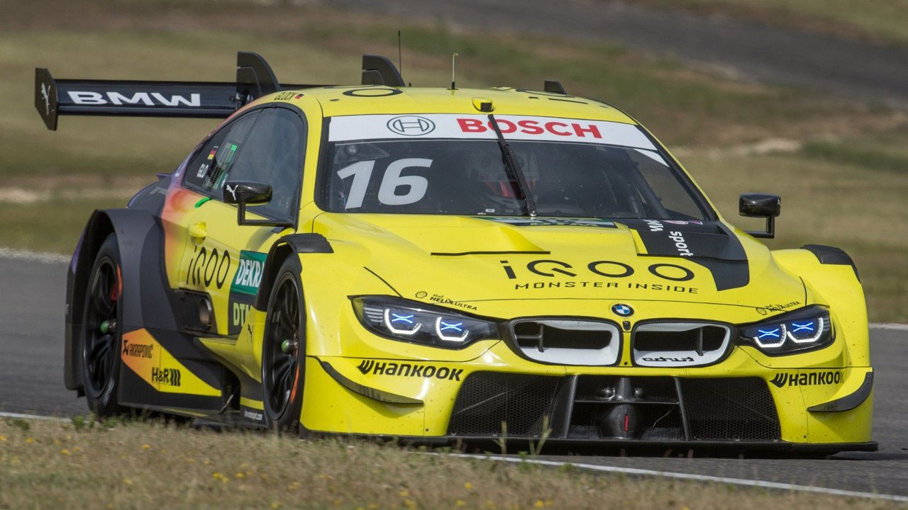 Marco Wittmann: «En mi opinión, el DTM debe seguir con los coches 'Class 1'»