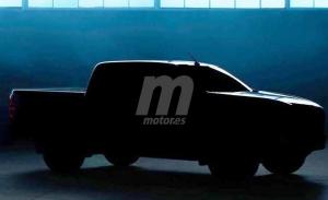 Mazda Australia anuncia el debut del nuevo BT-50 con un teaser