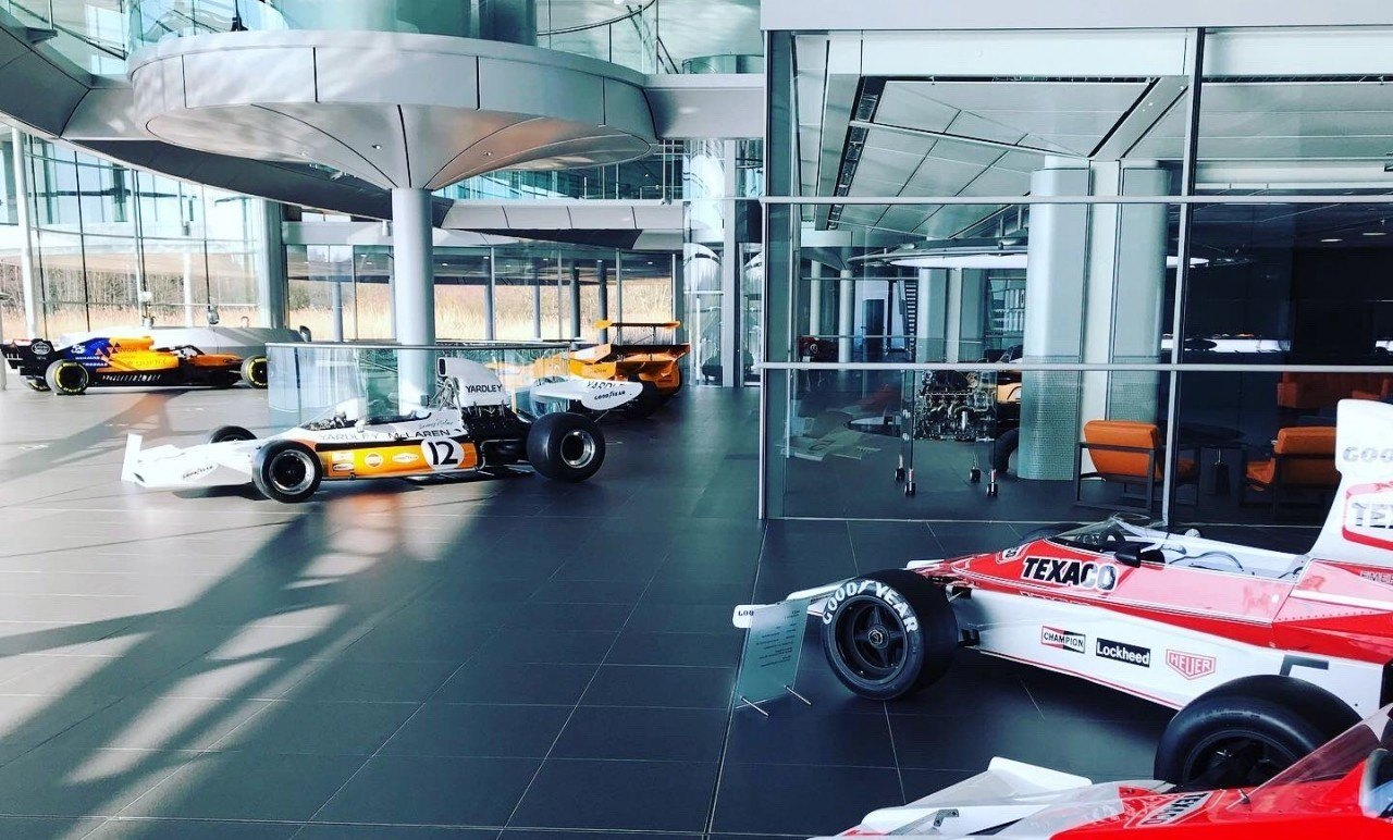 McLaren, en los tribunales para lograr refinanciación urgente