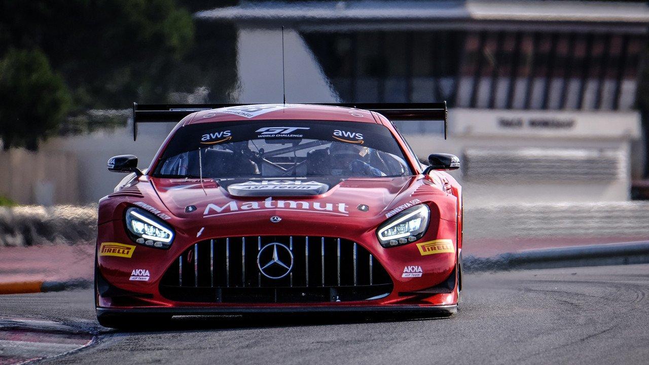 Mercedes-AMG define su programa de apoyo para las 24 Horas de Spa