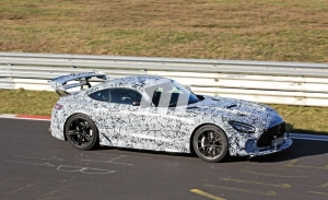 Sale a la luz la fecha de llegada del Mercedes-AMG GT Black Series de +700 CV