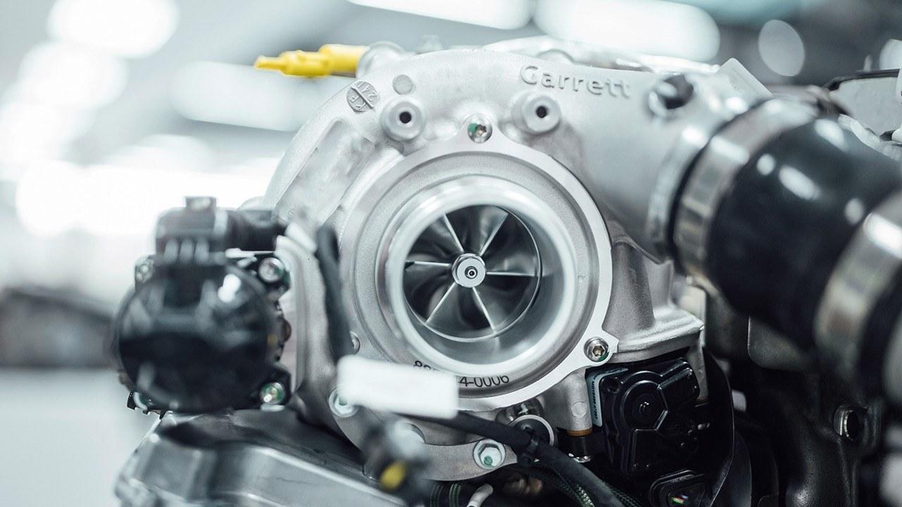 Por qué es una buena noticia que Mercedes-AMG use turbocompresores eléctricos