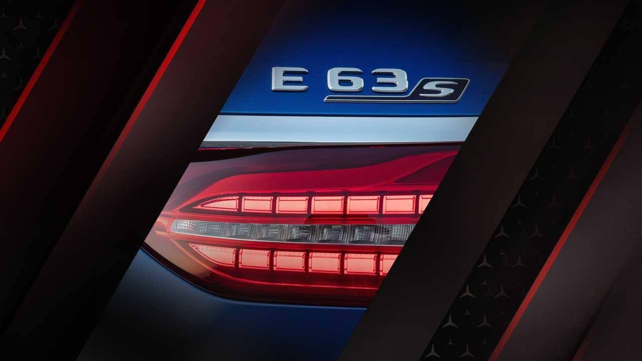 El Mercedes E 63 S 2021 será desvelado en breve y podrás verlo desde aquí
