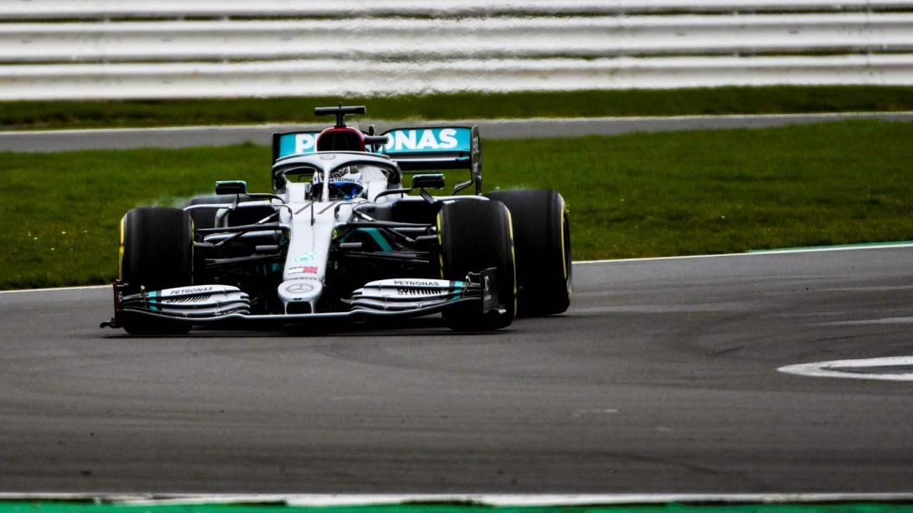 Mercedes anuncia un test «de refresco» en Silverstone