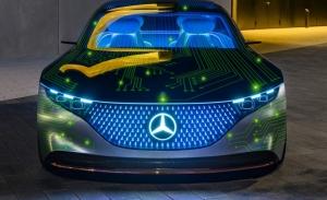 Mercedes encuentra en NVIDIA al nuevo socio para tecnología de conducción autónoma