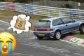 Alucina: esto cuesta un accidente en Nürburgring