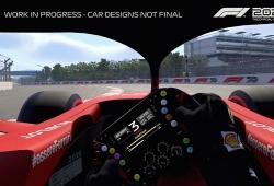 Así será el circuito de Vietnam en el F1 2020 de Codemasters