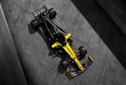 Así será el triple paquete aerodinámico que probará Renault en Austria
