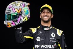 Ricciardo, o cómo pasar de dar calabazas a dejarlo todo por amor en 18 meses
