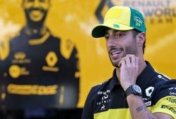 Ricciardo explica por qué fichó por McLaren antes de comenzar la temporada