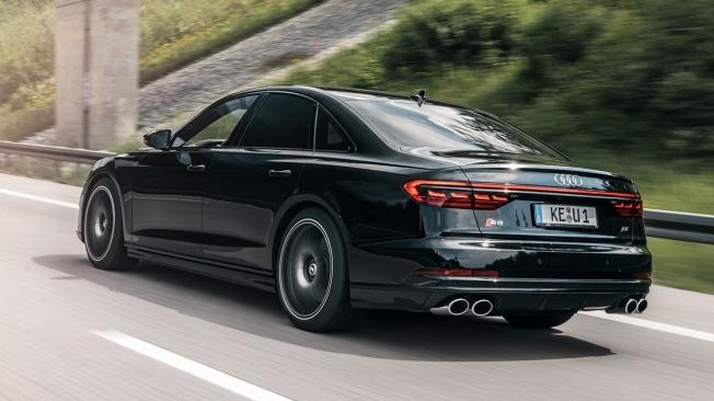 Audi S8 preparado por ABT Sportsline
