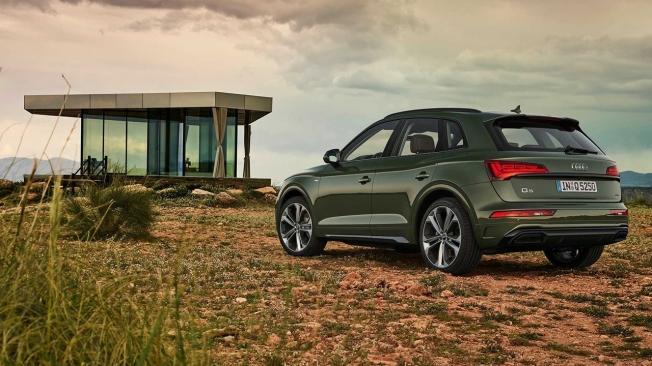 Audi Q5 2021 - posterior