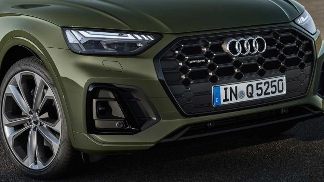Audi Q5 2021 - frontal