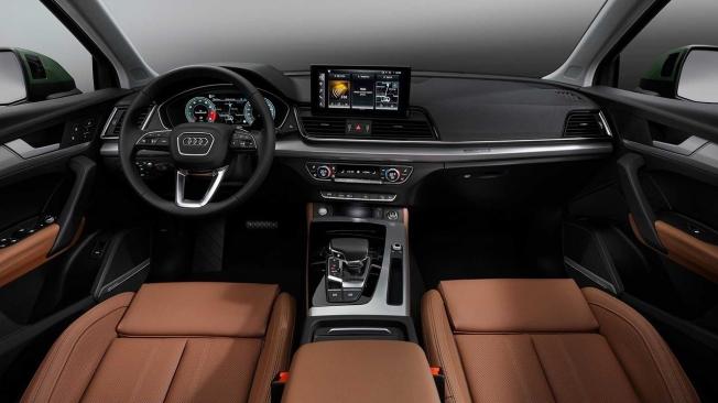 Audi Q5 2021 - interior