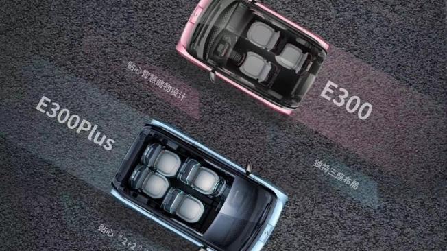Baojun E300 y E300 Plus