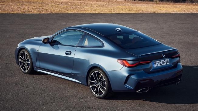 BMW Serie 4 Coupé 2020 - posterior