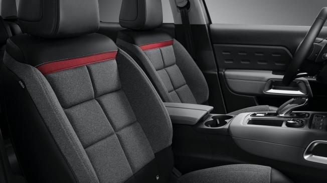 Citroën C5 Aircross C-Series - interior