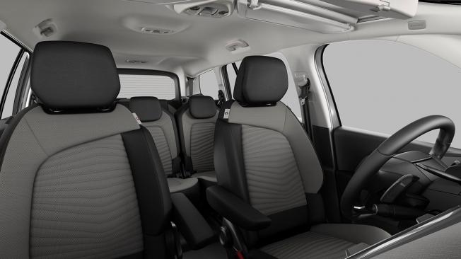 Citroën Grand C4 SpaceTourer C-Series - interior