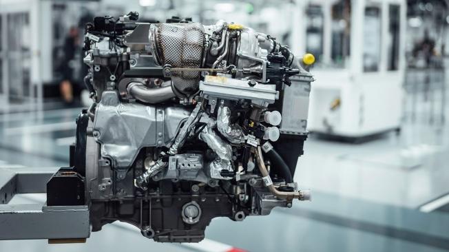 Turbocompresor eléctrico de Mercedes-AMG