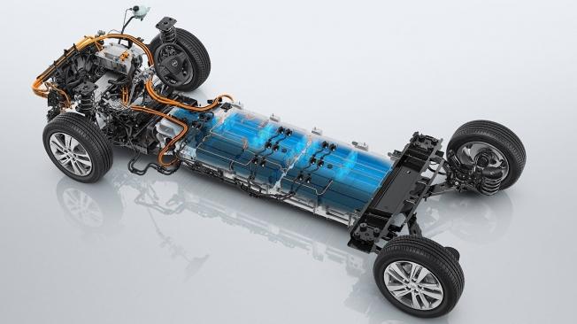 Opel Zafira-e Life - plataforma