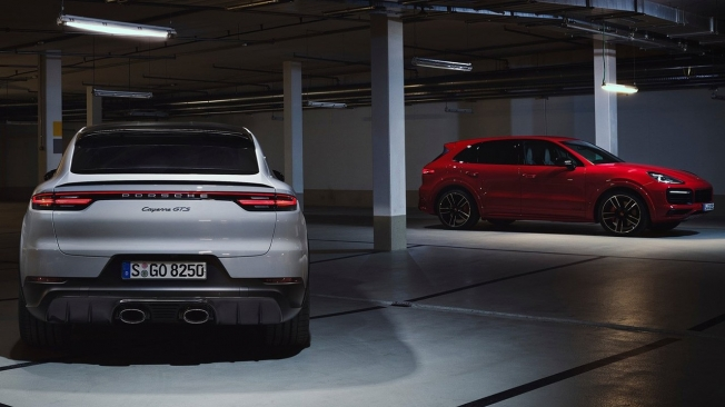 Porsche Cayenne GTS Coupé y Porsche Cayenne GTS