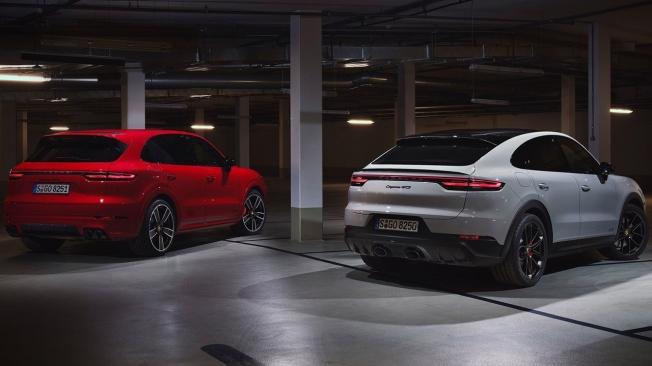Porsche Cayenne GTS y Porsche Cayenne GTS Coupé