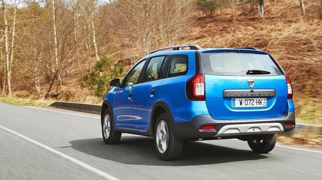 Dacia Logan MCV - posterior