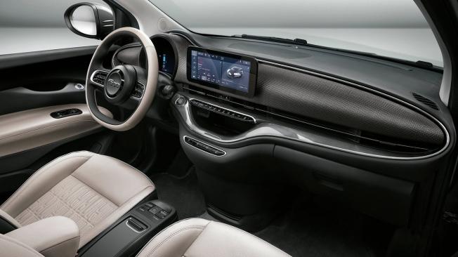 Fiat 500 Eléctrico - interior