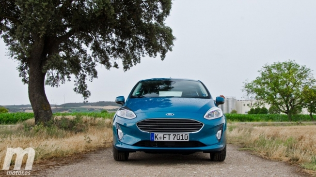 Ford Fiesta - frontal