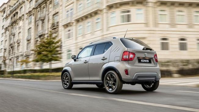Suzuki Ignis 2020 - posterior