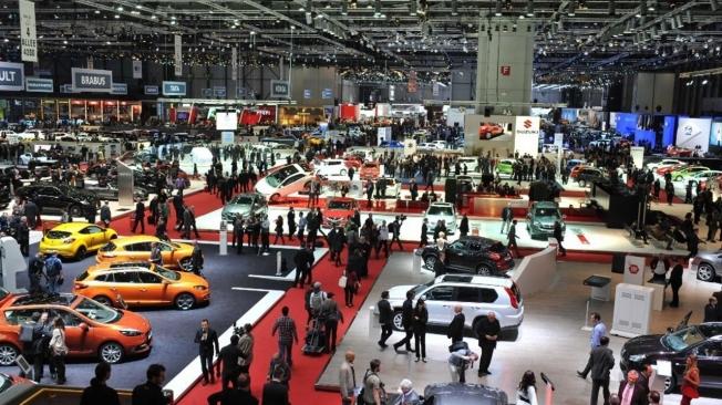 Salón del Automóvil de Ginebra 2019