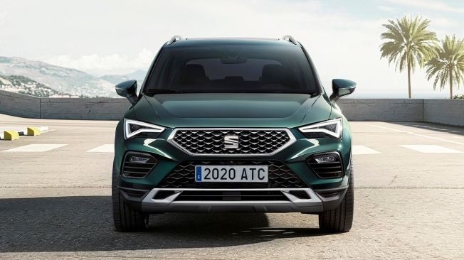 SEAT Ateca 2020 - frontal