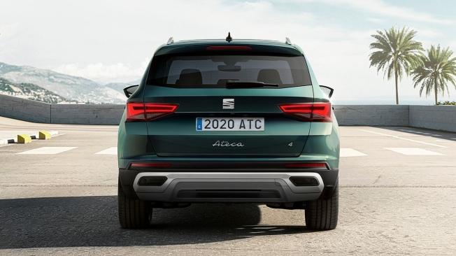 SEAT Ateca 2020 - posterior